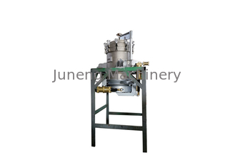 Automatic Vertical Pressure Leaf Filters Oil Industry Combination Structure